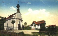 A Szent János - kápolna