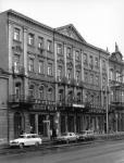 A Pannónia Szálló 1970 körül