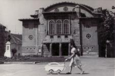 A Petőfi tér 1967-ben