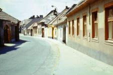 A Pócsi utca 1976-ban