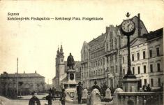 A Postapalota és a közóra