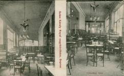 A Royal kávéház belülről