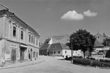 A Sas tér 1943-ban