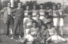 A SFAC ifjúsági focicsapata 1957-58