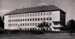 A soproni ev. liceum és tanítóképző akadémia tanintézete és tanulóotthona