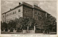 Az egykori Felsőbb Leányiskola