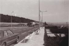 A soproni határátkelő 1977-ben