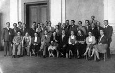A Soproni Tervező Iroda dologzói