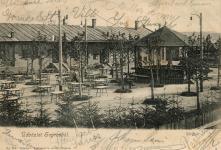 A sörgyár kerthelyisége egykor