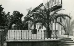 Az Ady Endre kultúrház terasza