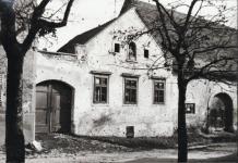 A Szélmalom utca 6-os számú ház egykor