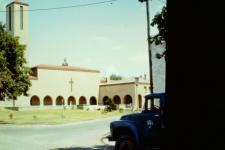 A Szent István - templom 1976-ban