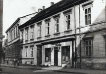 A Színház utca 29-es számú ház az 1950-es évek elején