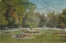 A színpompás Erzsébet-kert