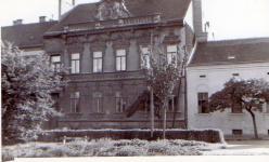 A Trinkl-ház az 1970-es években