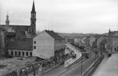 A Várkerület 1965-ben