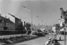 A Várkerület 1966-ban