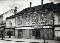 A Várkerület 24-es számú ház az 1950-es években