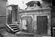 A Várkerület 37-es számú ház udvara
