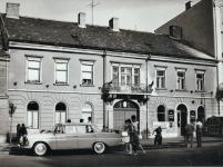 A Várkerület 73-as számú ház 1960 körül