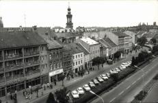 A Várkerület az 1970-es években