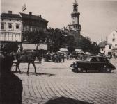 A Várkerület az 1940-es évek elején
