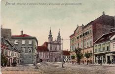 A Várkerület és a Domonkos-templom