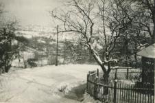 A Winkler út télen