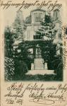 A Zettl-Langer-lőver korabeli képeslapon