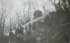 Síugró verseny a Dalos-hegyen