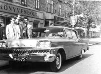Autós pillanatképek 1959-60-ból