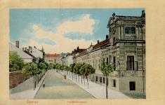Az Alsólövér utca egykor