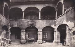 Az Eggenberg-ház szószéke