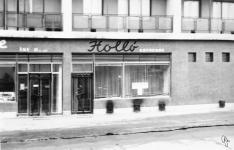 Az egykori Holló espresso