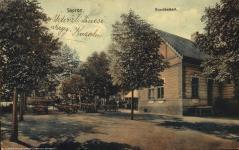 Az egykori Kertvendéglő