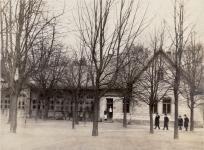 Az egykori Erzsébet-kerti vendéglő