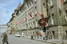 Az Erzsébet utca 1970-ben