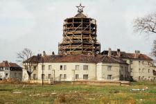 Az egykori szélmalom felújítása
