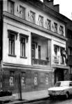 Az egykori Úttörőház
