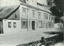 Az egykori Voss árvaház