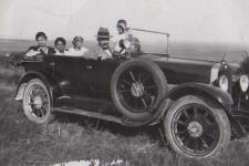 Az első soproni autó