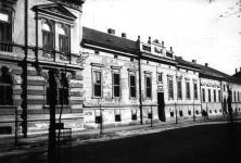 Az Erzsébet - Köztársaság - utca 13. átépítés előtt