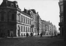 Az Erzsébet utca télen