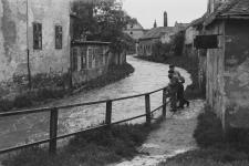 Az Ikva áradása