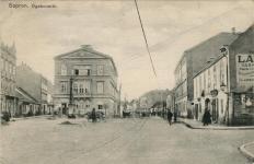 Az Ógabona tér egykor