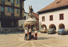 Orsolya tér  - 1986