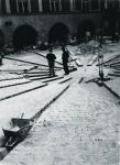 Az Orsolya tér helyreállítása