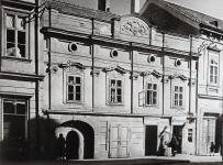 Az Ötvös utca 1-es számú ház