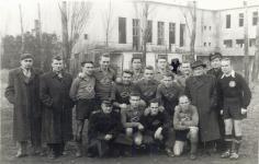 SVSE NB II.-es focicsapata 1955-ben
