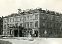 Az Újhelyi-ház az 1980-as években